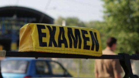 Polițiștii DISPAR de la EXAMENUL AUTO. Aplicația care decide cine ia permisul