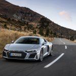 Audi R8 V10 RWD – Informații și fotografii oficiale