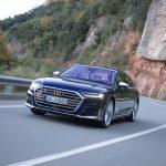 conducere autonomă nivel 3 Audi A8