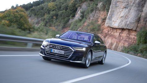 Audi renunță la nivelul 3 de conducere autonomă pentru Audi A8