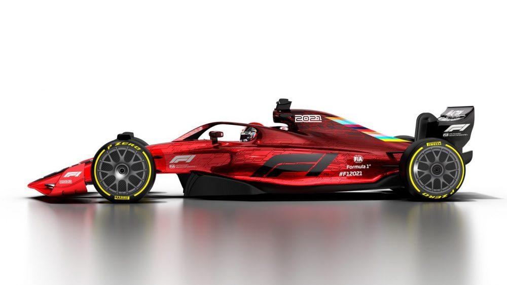 Formula 1 Regulament 2022