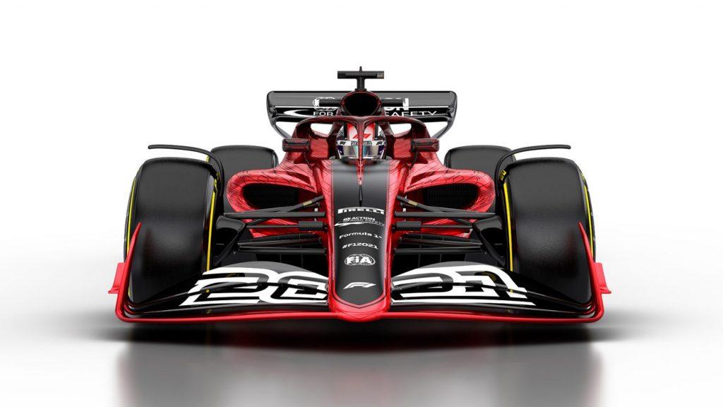 Formula 1 Regulamentul tehnic 2021