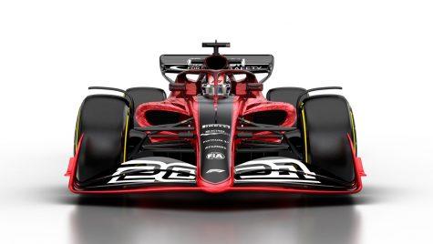 Iată cum vor arăta mașinile de Formula 1 din 2021