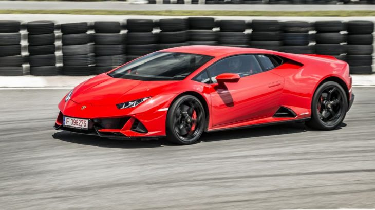 Test Lamborghini Huracan Evo: Ca un uragan