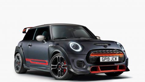 Mini John Cooper Works GP este cel mai puternic model din gama producătorului britanic