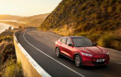 Rival pentru Tesla: Ford a lansat crossoverul electric Mustang Mach-E
