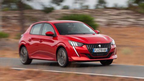 Noul Peugeot 208 este disponibil în showroom-urile din România