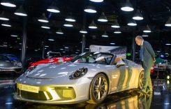 Două exemplare Porsche 911 Speedster au intrat în galeria Țiriac Collection