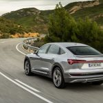 Premieră la Los Angeles: Audi e-tron Sportback