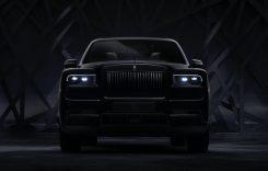 Rolls-Royce Cullinan Black Badge – fotografii și informații oficiale
