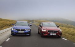 Test comparativ BMW 330i M Sport vs Volvo S60 T5 R-Design