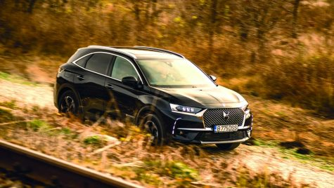Test DS7 CROSSBACK: aer de prezindent