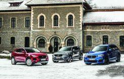 Test comparativ BMW X1, Jaguar E-Pace, Volvo XC40: Asaltul lupilor tineri