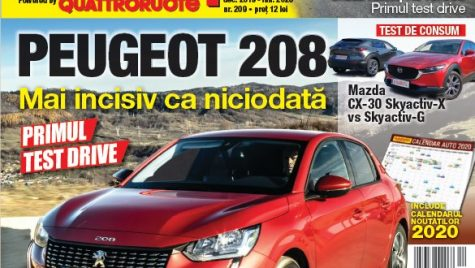 NOU: A apărut ediția AutoExpert de decembrie. Highlighturi