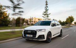 Audi Q7 TFSI e quattro este varianta plug-in hybrid a SUV-ului german