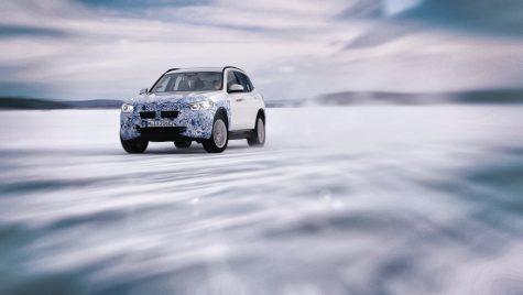 BMW iX3: viitorul SUV electric va avea 286 CP și o autonomie de 440 km