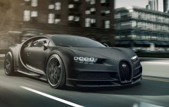 Bugatti Chiron a primit o ediție specială numită Chiron Noire