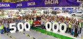 Noua generație Dacia Duster a atins pragul de 500.000 unități produse