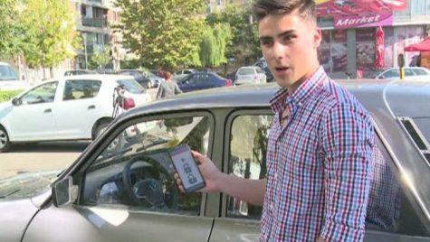 Cum a transformat un tânăr o Dacia 1300 cu 3500 euro