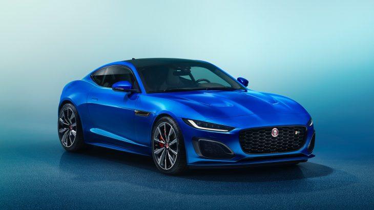 Jaguar F-Type facelift – informații și fotografii oficiale