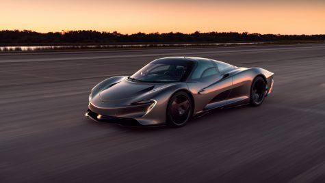 McLaren Speedtail a atins 403 km/oră în testele dinamice finale