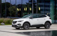 Opel va adăuga și o versiune plug-in hybrid cu tracțiune față pentru Grandland X
