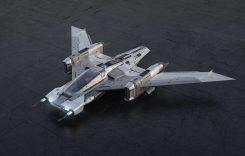 Porsche și Lucasfilm au creat o navă spațială pentru cel mai recent film Star Wars
