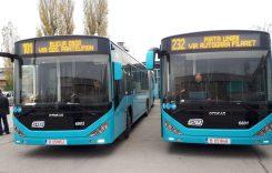 STB reduce capacitatea transportului public în București cu 40%