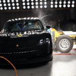 12 noi modele testate la EuroNCAP: cinci stele pentru Porsche Taycan și Skoda Octavia