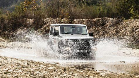 Test Suzuki Jimny: Un tip dur dar mai șic și mai rafinat