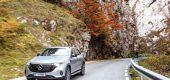 Test Mercedes-Benz EQC: În deplină liniște și confort