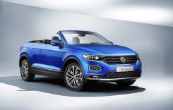 Volkswagen începe producția modelului T-Roc Cabrio