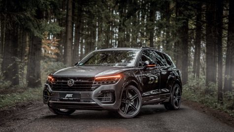 Pachet tuning ABT pentru noul Volkswagen Touareg