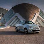 Fiat 500 Hybrid autoexpert.ro
