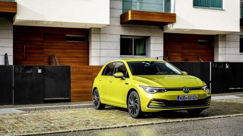 VW Golf 8, în România de la 16.095 euro