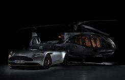 Airbus și Aston Martin au lansat elicopterul ACH130
