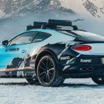Bentley Continental este pregătit de Ice GT