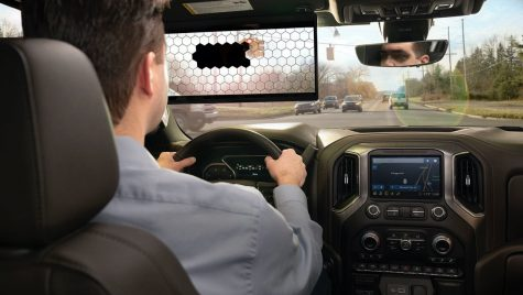 Bosch reinventează parasolarul auto cu Virtual Visor