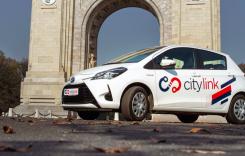 Citylink este cel mai nou serviciu de car-sharing din București