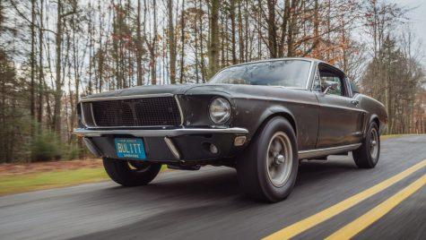 Celebrul Ford Mustang din filmul Bullit a fost vândut la licitație pentru o sumă record