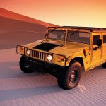Hummer revine în 2022 în forma unui pick-up electric
