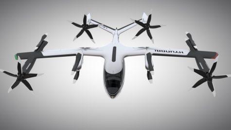 Hyundai și Uber au dezvoltat un aparat de zbor electric