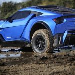 "Laffite G-Tec X-Road este un supercar ""All-Terrain"" de 700 CP"