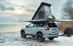 Lexus GX Overland Concept e pregătit pentru Montreal