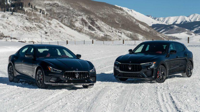 """Maserati lansează modelele """"Edizione Ribelle"""" în SUA"""