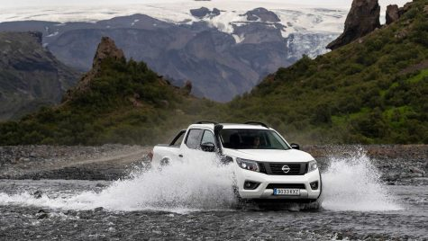 "Navara AT32, cel mai ""Off-Roader"" Nissan"