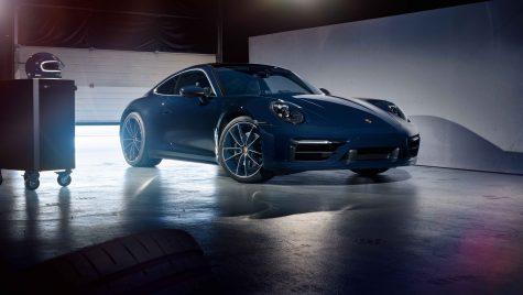 Porsche 911 Belgian Legend Edition – serie limitată dedicată pilotului Jacky Ickx