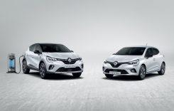 Renault Clio E-Tech și Captur E-Tech: noi modele electrificate