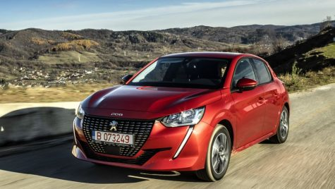 Peugeot 208 a câștigat titlul Car of the year 2020