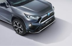 Toyota RAV4 Plug-in Hybrid: informații și fotografii oficiale